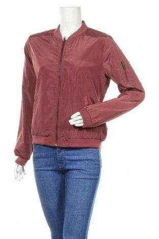 Γυναικείο μπουφάν ONLY, Μέγεθος M, Χρώμα Κόκκινο, Πολυεστέρας, Τιμή 28,58€