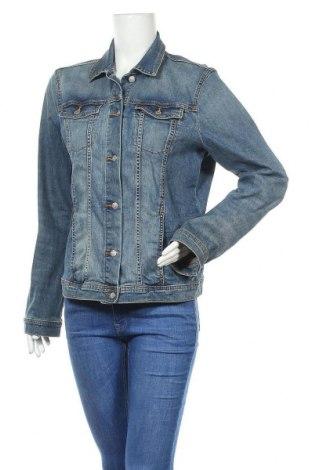 Дамско яке Tom Tailor, Размер XXL, Цвят Син, 98% памук, 2% еластан, Цена 44,89лв.