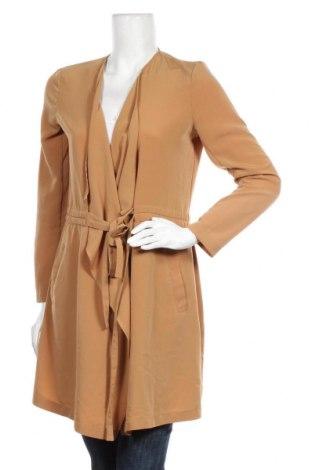 Γυναικείο μπουφάν Vero Moda, Μέγεθος S, Χρώμα Καφέ, 100% πολυεστέρας, Τιμή 22,83€