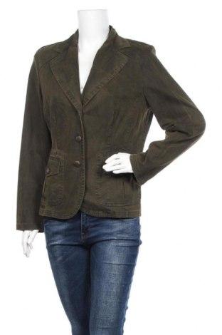 Γυναικείο μπουφάν Verse, Μέγεθος L, Χρώμα Πράσινο, 98% βαμβάκι, 32% ελαστάνη, Τιμή 24,03€