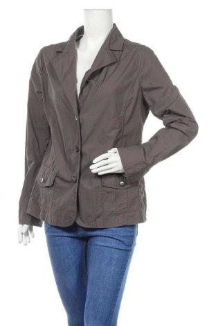 Γυναικείο μπουφάν West Coast, Μέγεθος L, Χρώμα Γκρί, 65% πολυεστέρας, 35% βαμβάκι, Τιμή 20,13€