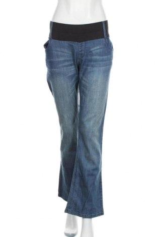 Дънки за бременни Esprit, Размер XL, Цвят Син, 98% памук, 2% еластан, Цена 25,83лв.