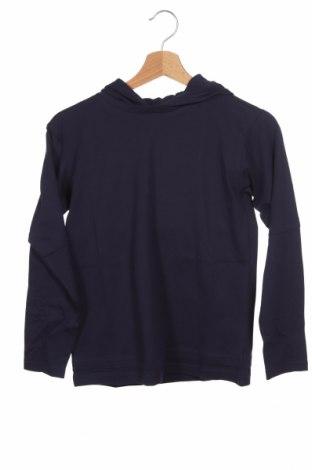 Dziecięca bluzka, Rozmiar 10-11y/ 146-152 cm, Kolor Niebieski, Bawełna, Cena 42,78zł