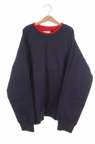 Bluză pentru copii, Mărime 10-11y/ 146-152 cm, Culoare Albastru, 80% bumbac, 20% poliester, Preț 74,61 Lei