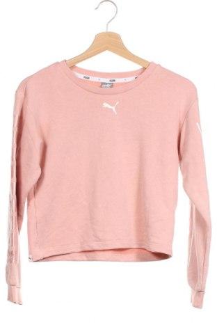 Dětská halenka  PUMA, Velikost 10-11y/ 146-152 cm, Barva Růžová, 68% bavlna, 32% polyester, Cena  558,00Kč
