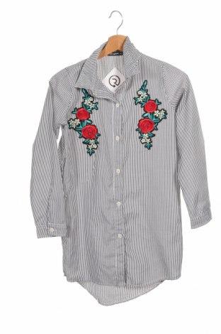 Детска риза, Размер 10-11y/ 146-152 см, Цвят Черен, Полиестер, Цена 16,96лв.