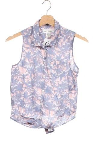 Детска риза H&M L.O.G.G., Размер 13-14y/ 164-168 см, Цвят Многоцветен, Памук, Цена 4,20лв.