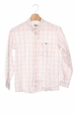 Παιδικό πουκάμισο Lacoste, Μέγεθος 11-12y/ 152-158 εκ., Χρώμα Πολύχρωμο, Βαμβάκι, Τιμή 18,19€
