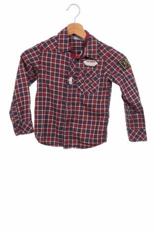 Παιδικό πουκάμισο Mexx, Μέγεθος 4-5y/ 110-116 εκ., Χρώμα Πολύχρωμο, Βαμβάκι, Τιμή 9,25€