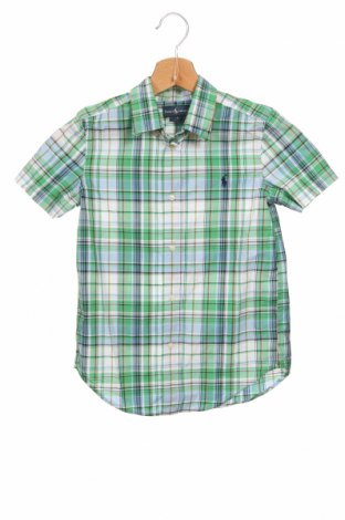 Детска риза Ralph Lauren, Размер 5-6y/ 116-122 см, Цвят Многоцветен, Памук, Цена 28,50лв.