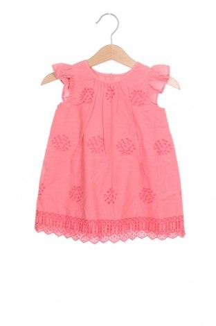 Παιδικό φόρεμα, Μέγεθος 3-6m/ 62-68 εκ., Χρώμα Ρόζ , Τιμή 14,95€