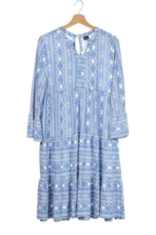 Παιδικό φόρεμα Arizona, Μέγεθος 15-18y/ 170-176 εκ., Χρώμα Μπλέ, 95% βισκόζη, 5% ελαστάνη, Τιμή 28,87€