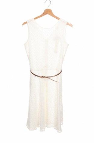 Παιδικό φόρεμα Esprit, Μέγεθος 15-18y/ 170-176 εκ., Χρώμα Λευκό, 66% βαμβάκι, 34% πολυαμίδη, Τιμή 45,88€