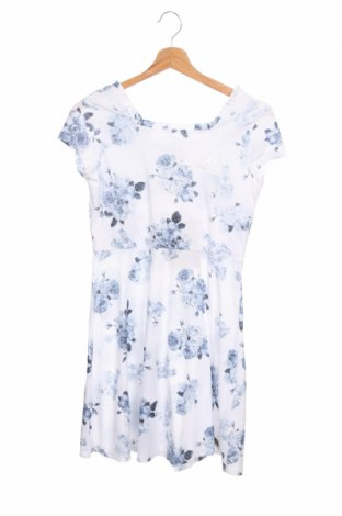 Παιδικό φόρεμα Lois, Μέγεθος 13-14y/ 164-168 εκ., Χρώμα Λευκό, 95% βαμβάκι, 5% ελαστάνη, Τιμή 40,72€