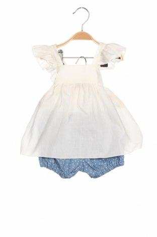 Παιδικό φόρεμα Lola Palacios, Μέγεθος 18-24m/ 86-98 εκ., Χρώμα Εκρού, 50% βαμβάκι, 50% πολυεστέρας, Τιμή 30,41€