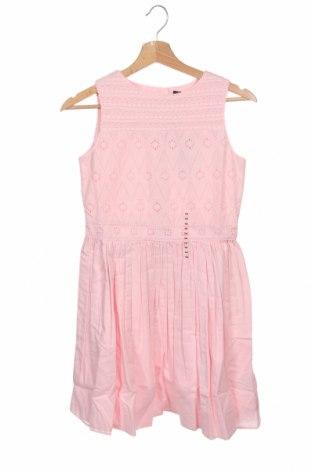 Παιδικό φόρεμα Polo By Ralph Lauren, Μέγεθος 12-13y/ 158-164 εκ., Χρώμα Ρόζ , Βαμβάκι, Τιμή 57,60€