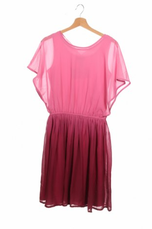 Детска рокля Staccato, Размер 15-18y/ 170-176 см, Цвят Розов, Полиестер, Цена 36,75лв.