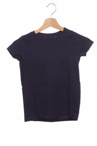 Dětské tričko , Velikost 6-7y/ 122-128 cm, Barva Modrá, Bavlna, Cena  136,00Kč
