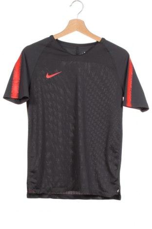 Dětské tričko  Nike, Velikost 12-13y/ 158-164 cm, Barva Šedá, 92% polyester, 8% elastan, Cena  288,00Kč