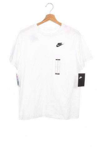 Dětské tričko  Nike, Velikost 15-18y/ 170-176 cm, Barva Bílá, Cena  341,00Kč