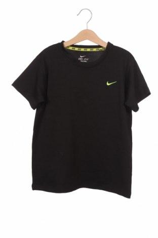 Dětské tričko  Nike, Velikost 11-12y/ 152-158 cm, Barva Černá, 95% bavlna, 5% elastan, Cena  409,00Kč