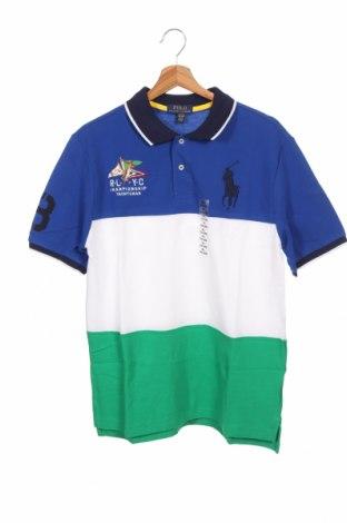 Παιδικό μπλουζάκι Polo By Ralph Lauren, Μέγεθος 15-18y/ 170-176 εκ., Χρώμα Πολύχρωμο, Βαμβάκι, Τιμή 26,68€