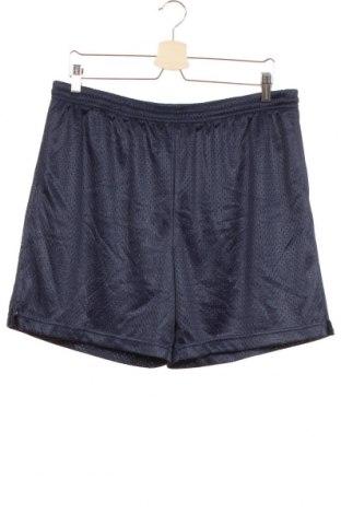 Детски къс панталон, Размер 15-18y/ 170-176 см, Цвят Син, Полиестер, Цена 16,96лв.