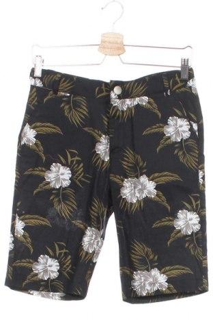 Детски къс панталон DWG, Размер 15-18y/ 170-176 см, Цвят Черен, Памук, Цена 28,50лв.