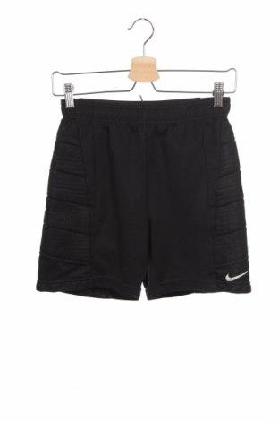 Детски къс панталон Nike, Размер 11-12y/ 152-158 см, Цвят Черен, 87% полиестер, 13% еластан, Цена 23,10лв.