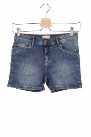 Детски къс панталон Only Kids, Размер 11-12y/ 152-158 см, Цвят Син, Цена 15,96лв.