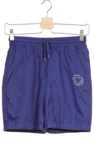 Παιδικό κοντό παντελόνι Soft Gallery, Μέγεθος 9-10y/ 140-146 εκ., Χρώμα Μπλέ, Πολυαμίδη, Τιμή 11,54€