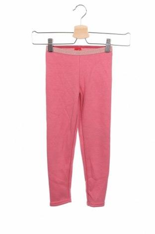 Παιδικό κολάν S.Oliver, Μέγεθος 3-4y/ 104-110 εκ., Χρώμα Ρόζ , 60% πολυεστέρας, 36% βαμβάκι, 4% ελαστάνη, Τιμή 13,15€