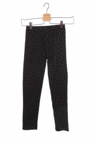 Παιδικό κολάν Topolino, Μέγεθος 6-7y/ 122-128 εκ., Χρώμα Μαύρο, 95% βαμβάκι, 5% ελαστάνη, Τιμή 12,27€