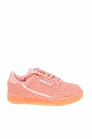 Детски обувки Adidas Originals, Размер 31, Цвят Розов, Естествен велур, Цена 66,00лв.