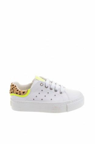 Детски обувки Gioseppo, Размер 34, Цвят Бял, Естествена кожа, еко кожа, Цена 64,35лв.
