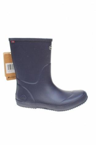 Детски обувки Viking, Размер 34, Цвят Син, Полиуретан, Цена 42,23лв.