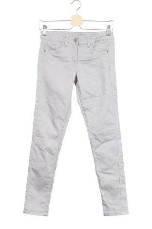 Детски панталон Alive, Размер 10-11y/ 146-152 см, Цвят Сив, 64% памук, 33% полиестер, 3% еластан, Цена 22,94лв.
