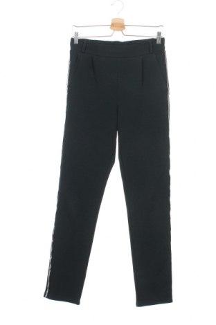 Детски панталон D-Xel, Размер 15-18y/ 170-176 см, Цвят Зелен, 95% полиестер, 5% еластан, Цена 16,96лв.