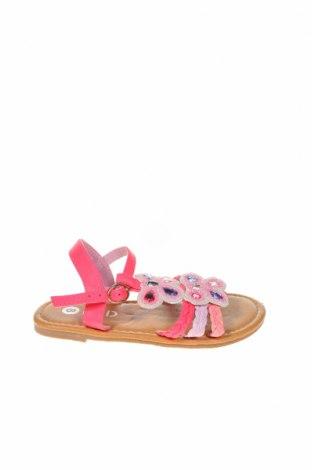 Παιδικά σανδάλια, Μέγεθος 23, Χρώμα Ρόζ , Δερματίνη, Τιμή 8,83€