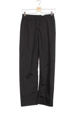 Pantaloni de trening, pentru copii Basecamp, Mărime 10-11y/ 146-152 cm, Culoare Negru, Poliester, Preț 16,52 Lei