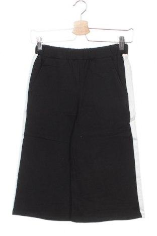 Παιδική κάτω φόρμα Friboo, Μέγεθος 8-9y/ 134-140 εκ., Χρώμα Μαύρο, Βαμβάκι, Τιμή 12,99€
