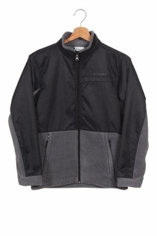 Dětská sportovní bunda  Columbia, Velikost 15-18y/ 170-176 cm, Barva Černá, Polyester, polyamide, Cena  455,00Kč
