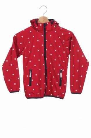 Παιδικό αθλητικό μπουφάν Scout, Μέγεθος 5-6y/ 116-122 εκ., Χρώμα Κόκκινο, Πολυεστέρας, Τιμή 24,90€