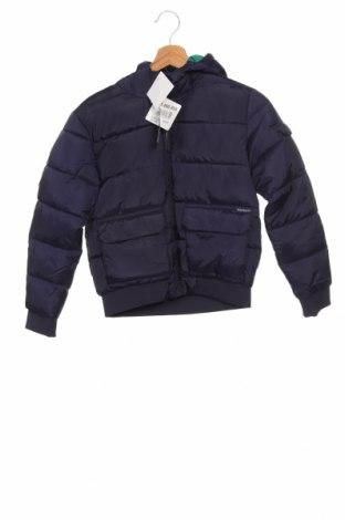 Dětská bunda  Hackett, Velikost 9-10y/ 140-146 cm, Barva Modrá, Polyester, Cena  794,00Kč