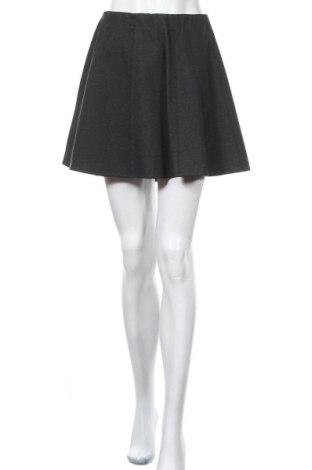Δερμάτινη φούστα ONLY, Μέγεθος M, Χρώμα Μαύρο, Δερματίνη, Τιμή 1,03€