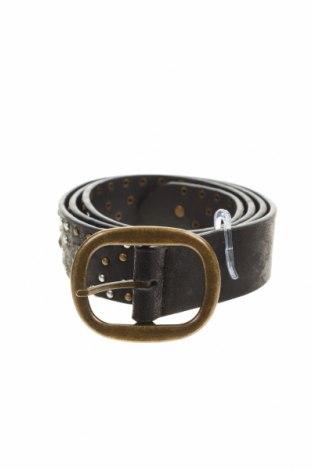 Колан Bpc Bonprix Collection, Цвят Черен, Еко кожа, Цена 33,92лв.