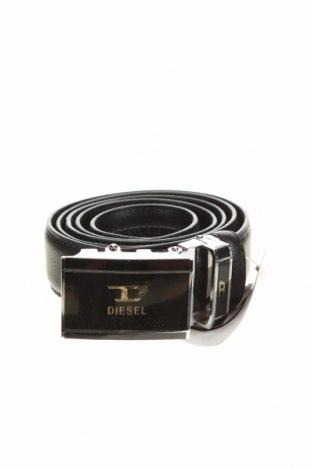 Колан Diesel, Цвят Черен, Еко кожа, Цена 30,45лв.