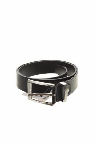 Ζώνη McNeal, Χρώμα Μαύρο, Γνήσιο δέρμα, Τιμή 12,99€