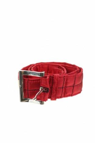 Колан PUMA, Цвят Червен, Текстил, Цена 36,75лв.