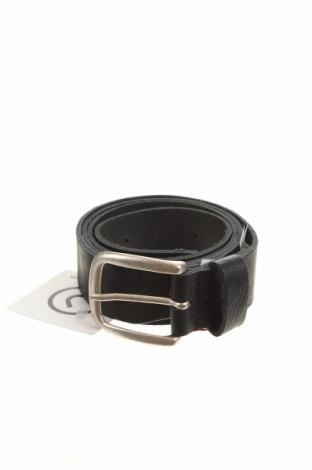 Колан S.Oliver, Цвят Черен, Естествена кожа, Цена 39,00лв.